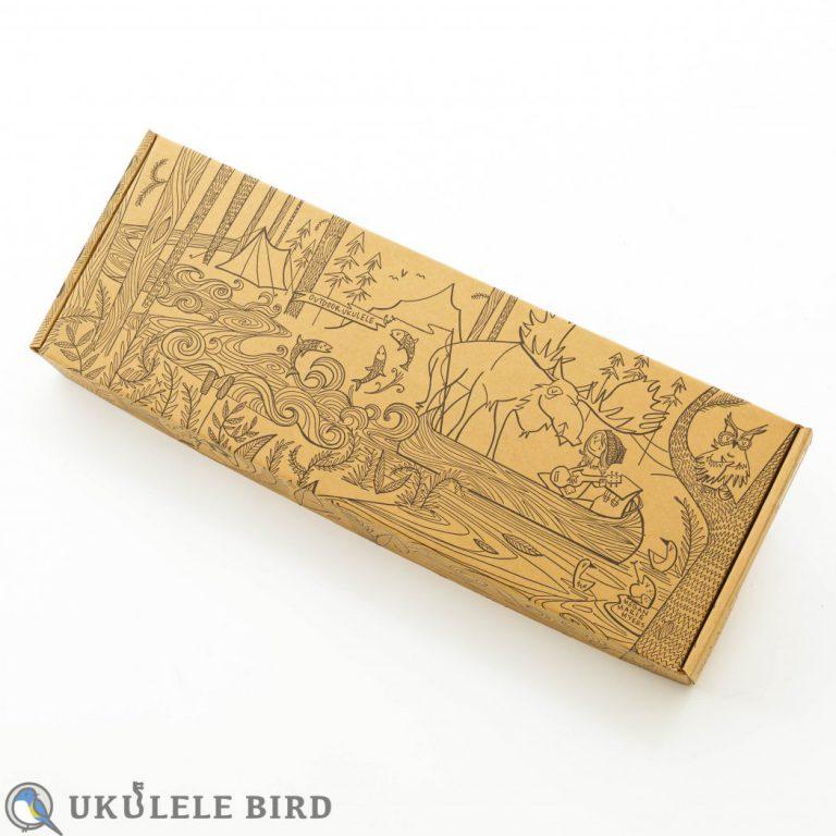 Outdoor Ukulele Soprano Carbon Gold w/pickup