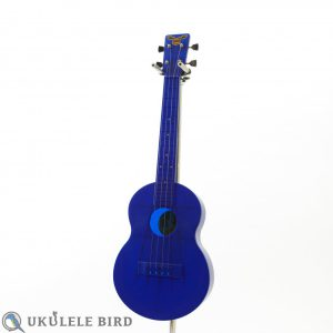 Outdoor Ukulele Tenor Blue Gold