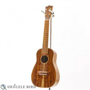 Craft Musica Concert Bell-shape All Koa Custom